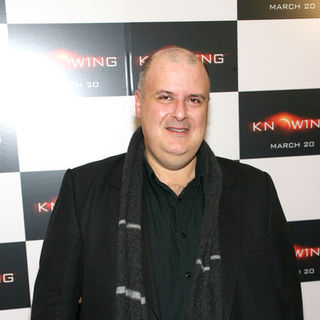 "Alex Proyas in ""Knowing"" New York Premiere - Arrivals"