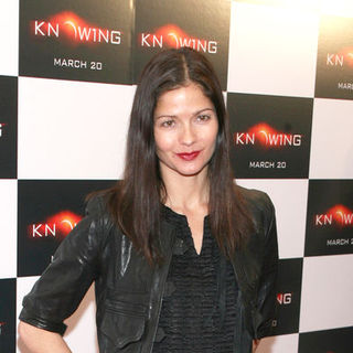 "Jill Hennessy in ""Knowing"" New York Premiere - Arrivals"
