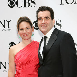 Brian d'Arcy James in 63rd Annual Tony Awards - Arrivals
