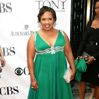 Chandra Wilson in 63rd Annual Tony Awards - Arrivals