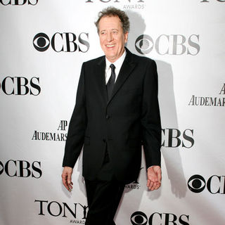 Geoffrey Rush in 63rd Annual Tony Awards - Arrivals