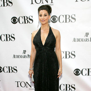 Gina Gershon in 63rd Annual Tony Awards - Arrivals