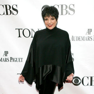 Liza Minnelli in 63rd Annual Tony Awards - Arrivals