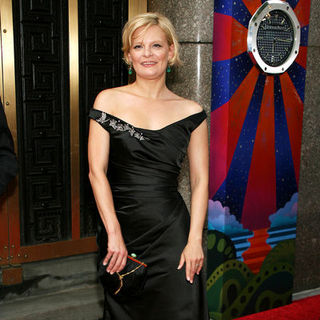 Martha Plimpton in 63rd Annual Tony Awards - Arrivals