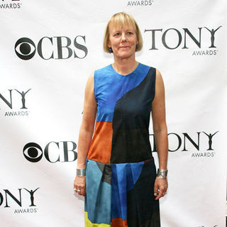 Phyllida Lloyd in 63rd Annual Tony Awards - Arrivals