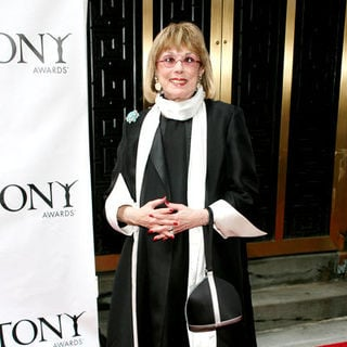 Phyllis Newman in 63rd Annual Tony Awards - Arrivals