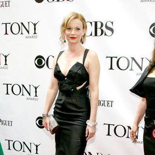 Samantha Mathis in 63rd Annual Tony Awards - Arrivals