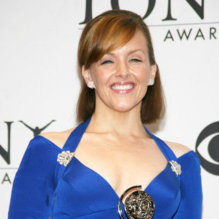Alice Ripley in 63rd Annual Tony Awards - Press Room