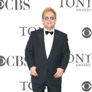 Elton John in 63rd Annual Tony Awards - Press Room - SGY-010247