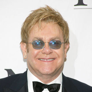 Elton John in 63rd Annual Tony Awards - Press Room - SGY-010248