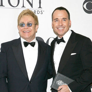 Elton John in 63rd Annual Tony Awards - Press Room - SGY-010250
