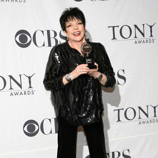 Liza Minnelli in 63rd Annual Tony Awards - Press Room
