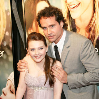 "Abigail Breslin, Jason Patric in ""My Sister's Keeper"" New York City Premiere - Arrivals"