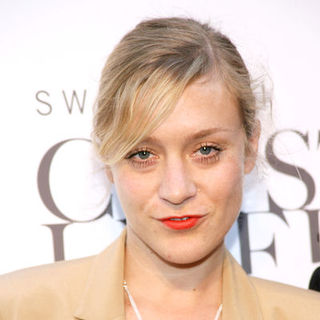 Chloe Sevigny in Swarovski Crystallized Store & Lounge New York Grand Opening Party - Arrivals