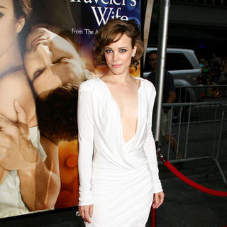 """The Time Traveler's Wife"" New York City Premiere - Arrivals - SGY-011767"