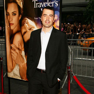 "Ron Livingston in ""The Time Traveler's Wife"" New York City Premiere - Arrivals"