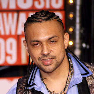 Sean Paul in 2009 MTV Video Music Awards - Arrivals - SGY-012344