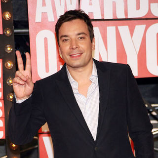 Jimmy Fallon in 2009 MTV Video Music Awards - Arrivals