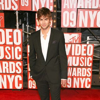 Chace Crawford in 2009 MTV Video Music Awards - Arrivals