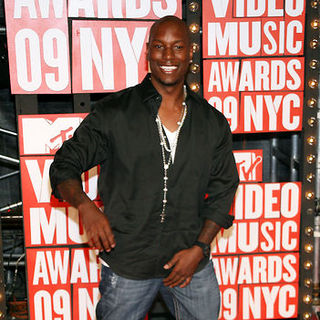 Tyrese Gibson in 2009 MTV Video Music Awards - Arrivals