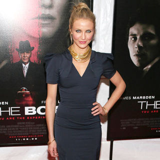 """The Box"" New York Premiere - Arrivals - SGY-014219"