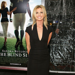"""The Blind Side"" New York Premiere - Arrivals - SGY-014757"