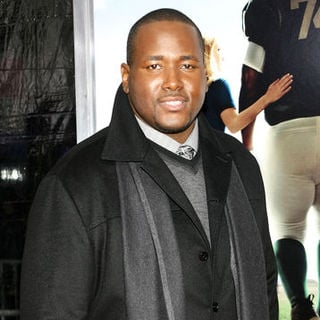 "Quinton Aaron in ""The Blind Side"" New York Premiere - Arrivals"
