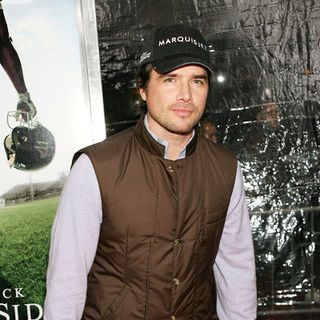 "Matthew Settle in ""The Blind Side"" New York Premiere - Arrivals"