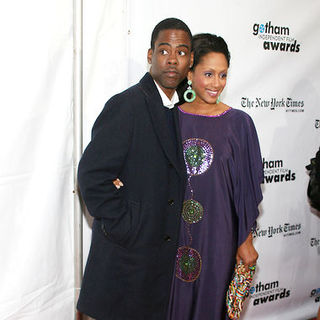 Chris Rock, Malaak Compton in 19th Annual Gotham Independent Film Awards - Arrivals