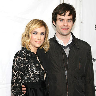 Kristen Wiig, Bill Hader in 19th Annual Gotham Independent Film Awards - Arrivals