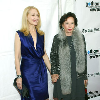 Patricia Clarkson, Leslie Caron in 19th Annual Gotham Independent Film Awards - Arrivals