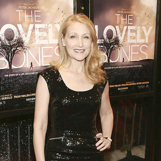 "Patricia Clarkson in ""The Lovely Bones"" New York Premiere - Arrivals"