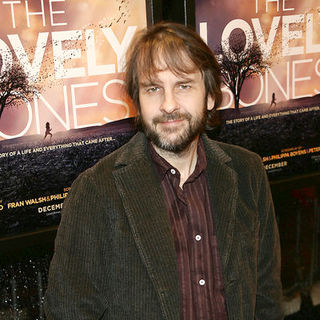 "Peter Jackson in ""The Lovely Bones"" New York Premiere - Arrivals"