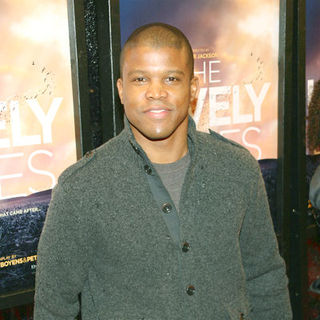 "Sharif Atkins in ""The Lovely Bones"" New York Premiere - Arrivals"
