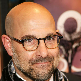 "Stanley Tucci in ""The Lovely Bones"" New York Premiere - Arrivals"