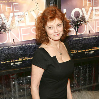 "Susan Sarandon in ""The Lovely Bones"" New York Premiere - Arrivals"