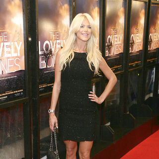 "Victoria Silvstedt in ""The Lovely Bones"" New York Premiere - Arrivals"