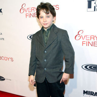 "Seamus Davey-Fitzpatrick in ""Everybody's Fine"" New York Premiere - Arrivals"