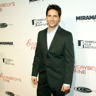 "Peter Facinelli in ""Everybody's Fine"" New York Premiere - Arrivals"