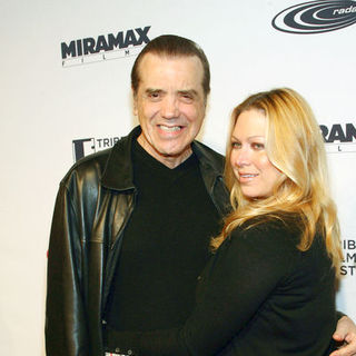 "Chazz Palminteri, Gianna Ranaudo in ""Everybody's Fine"" New York Premiere - Arrivals"