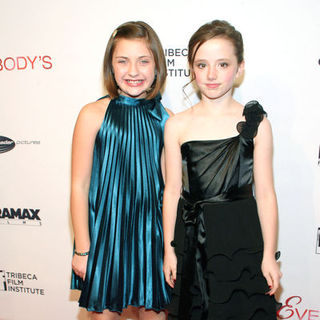 "Mackenzie Milone, Lily Mo Sheen in ""Everybody's Fine"" New York Premiere - Arrivals"