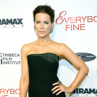 "Kate Beckinsale in ""Everybody's Fine"" New York Premiere - Arrivals"