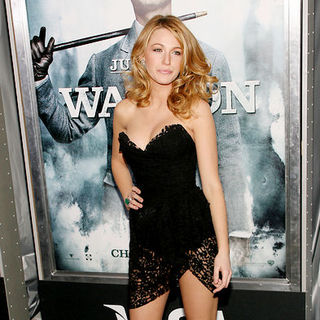 "Blake Lively in ""Sherlock Holmes"" New York Premiere - Arrivals"