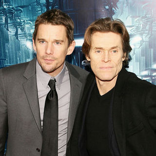 "Ethan Hawke, Willem Dafoe in NYC Premiere of ""Daybreakers"""