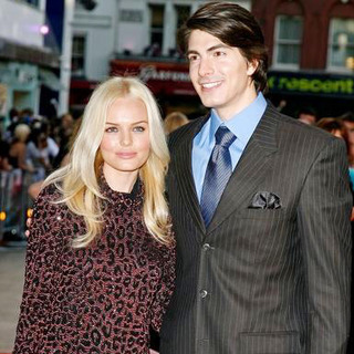 Brandon Routh, Kate Bosworth in Superman Returns Premiere in London - Arrivals