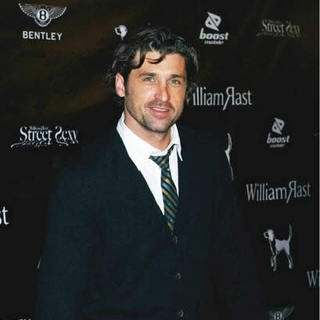 Patrick Dempsey in William Rast Fashion Show for the New Clothing Line Street Sexy