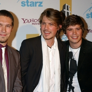 Hanson in 10th Annual Hollywood Awards Gala Ceremony