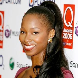 Jamelia in The 2006 Q Awards - Arrivals