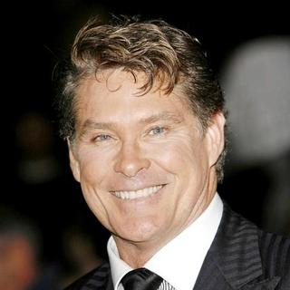 David Hasselhoff - Daily Mirror's Pride of Britain Awards - Arrivals