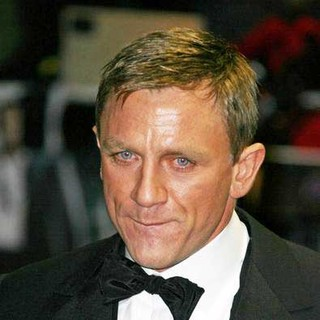 Daniel Craig in Casino Royale World Premiere - Red Carpet